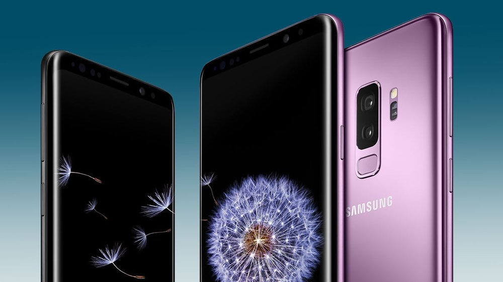 photo image Samsung's Galaxy S9 and S9+ top the latest smartphone ratings from 'Consumer Reports'