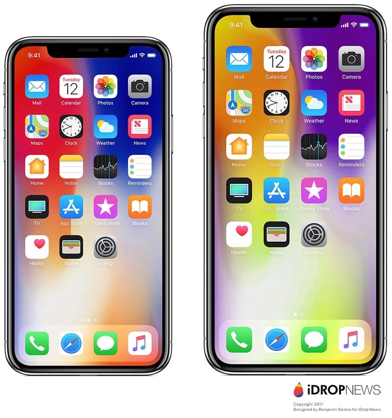photo image Rumor: Samsung to start production of the iPhone X Plus in May