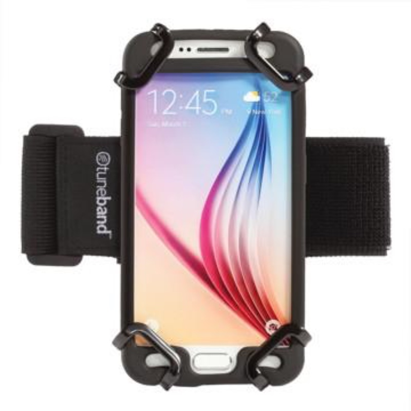 photo image TuneBand Go offers a lightweight, comfortable way to carry your iPhone while working out