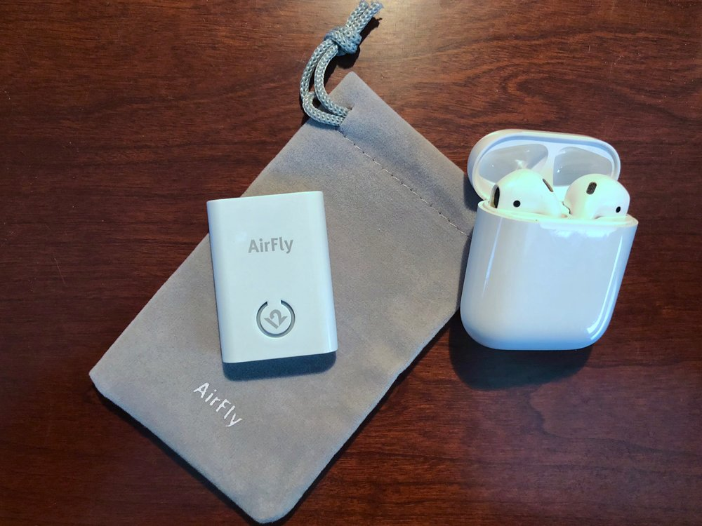 Twelve South AirFly wireless transmitter bridges the gap between wired jacks and Bluetooth headphones