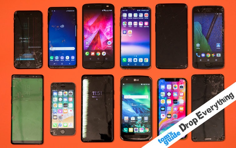 photo image Apple's iPhone X is the toughest 'non-ruggedized' smartphone