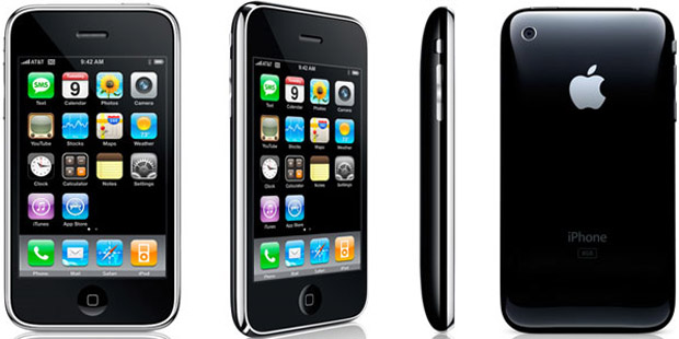 The late, great iPhone 3G