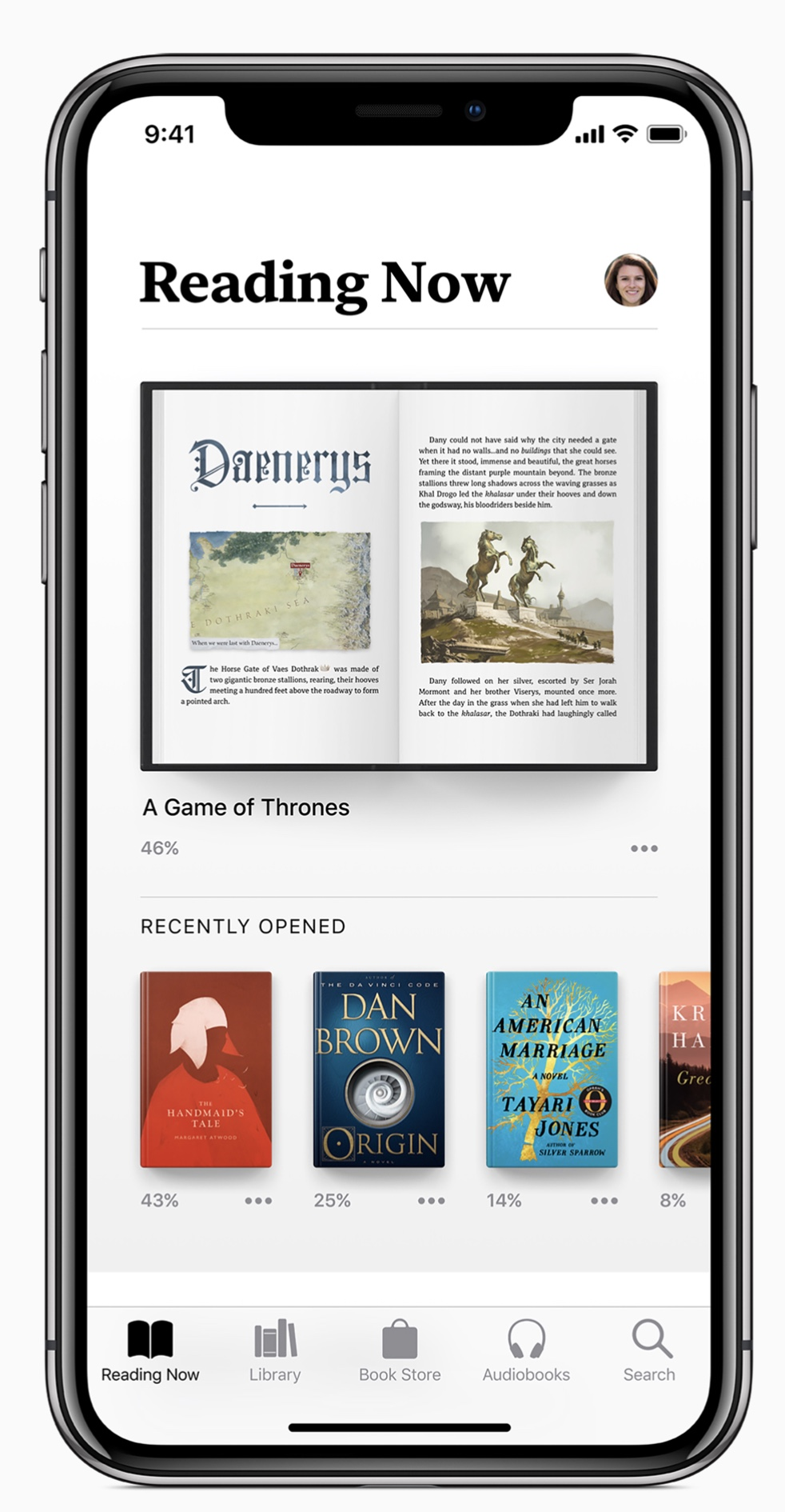 photo image Apple offers more info on the upcoming Apple Books app