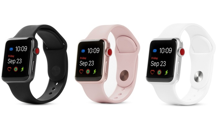 photo image Apple Watch Series 3 now available at C Spire