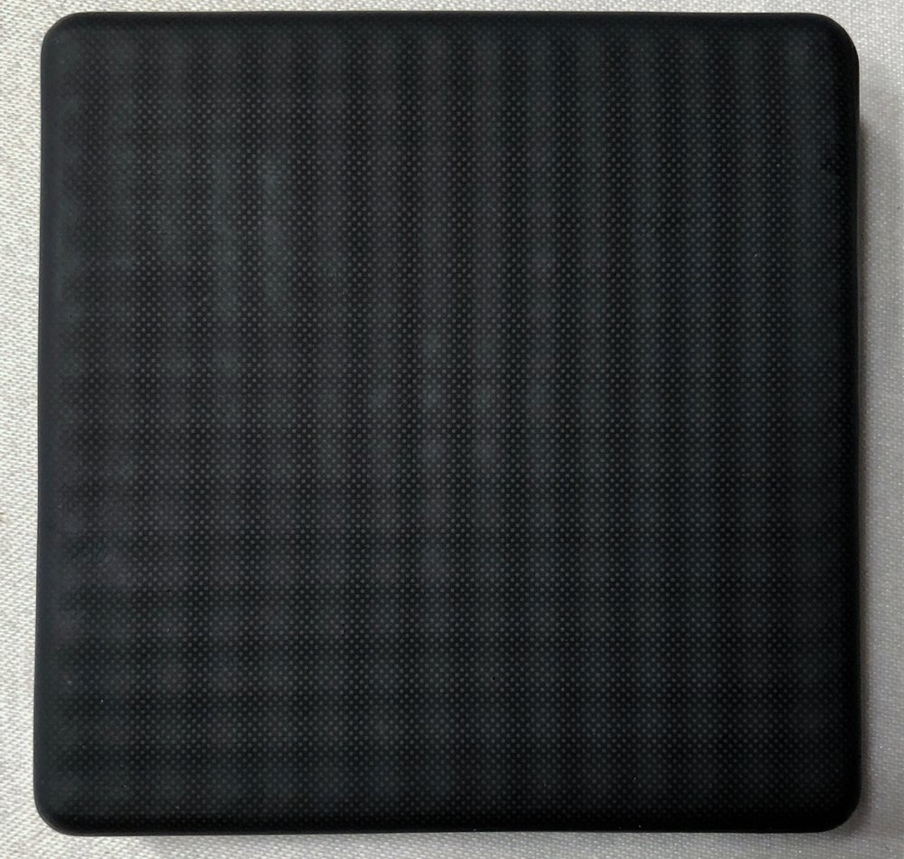 The nondescript, wavy surface of the Roli Lightpad Block M