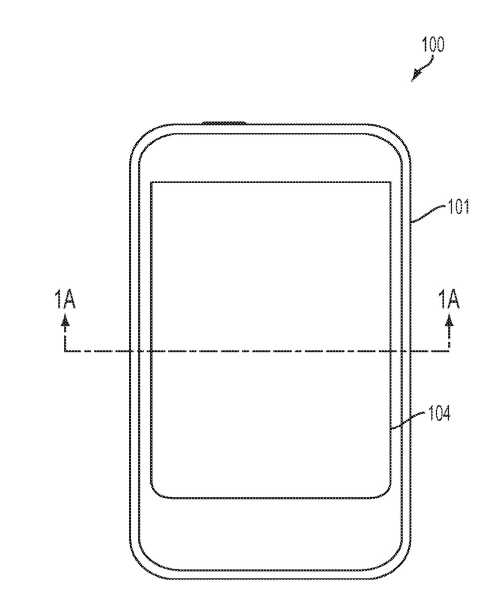 photo image Future iPhones could have 'squeeze detection'