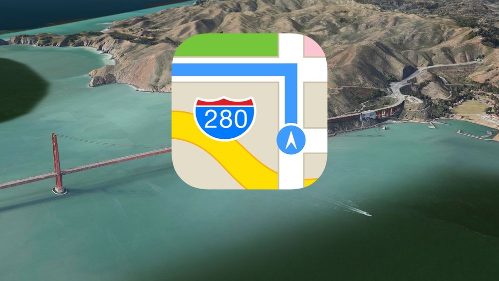 Apple reportedly rebuilding its Maps app from the ground up — Apple