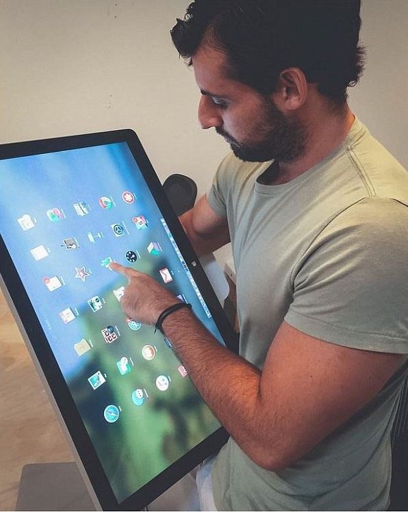Would you like a super-sized (as in 15-inch) iPad Pro?