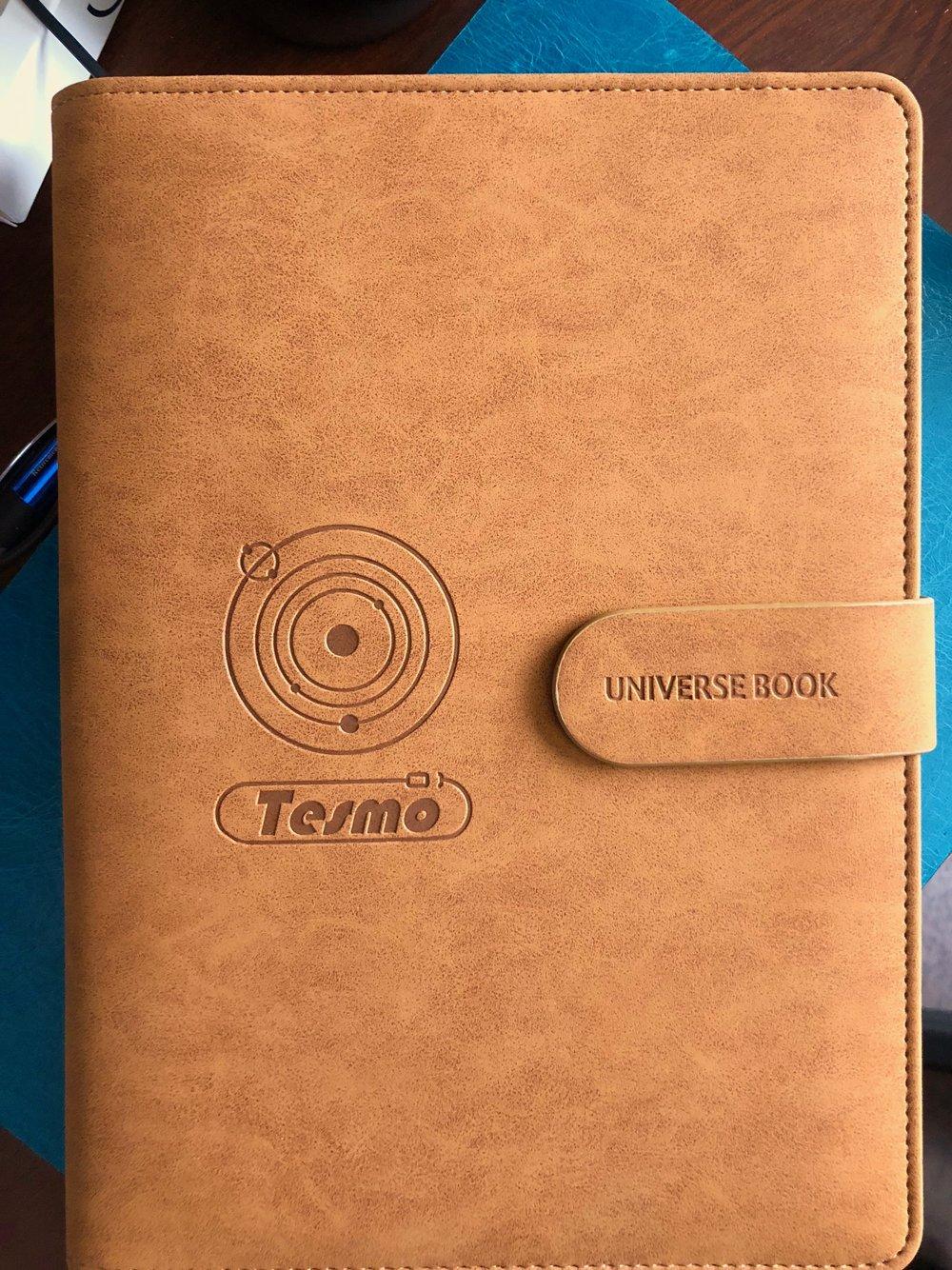 Tesmo Universebook