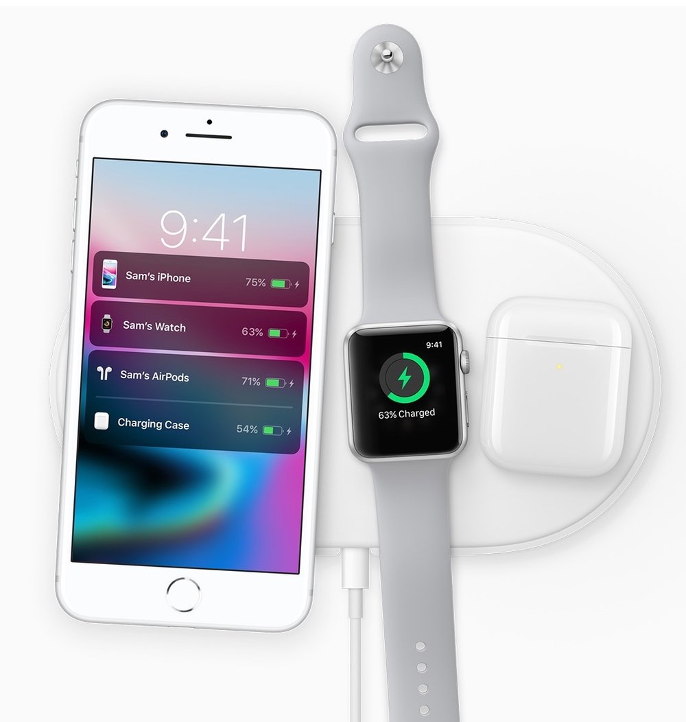 Apple's long-delayed AirPower should ship in September