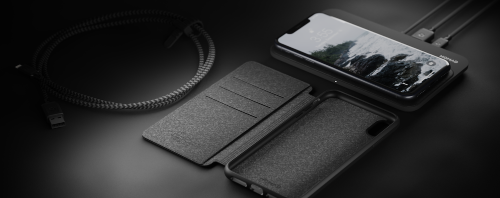 Nomad's new Rugged Leather Case for all three new iPhones