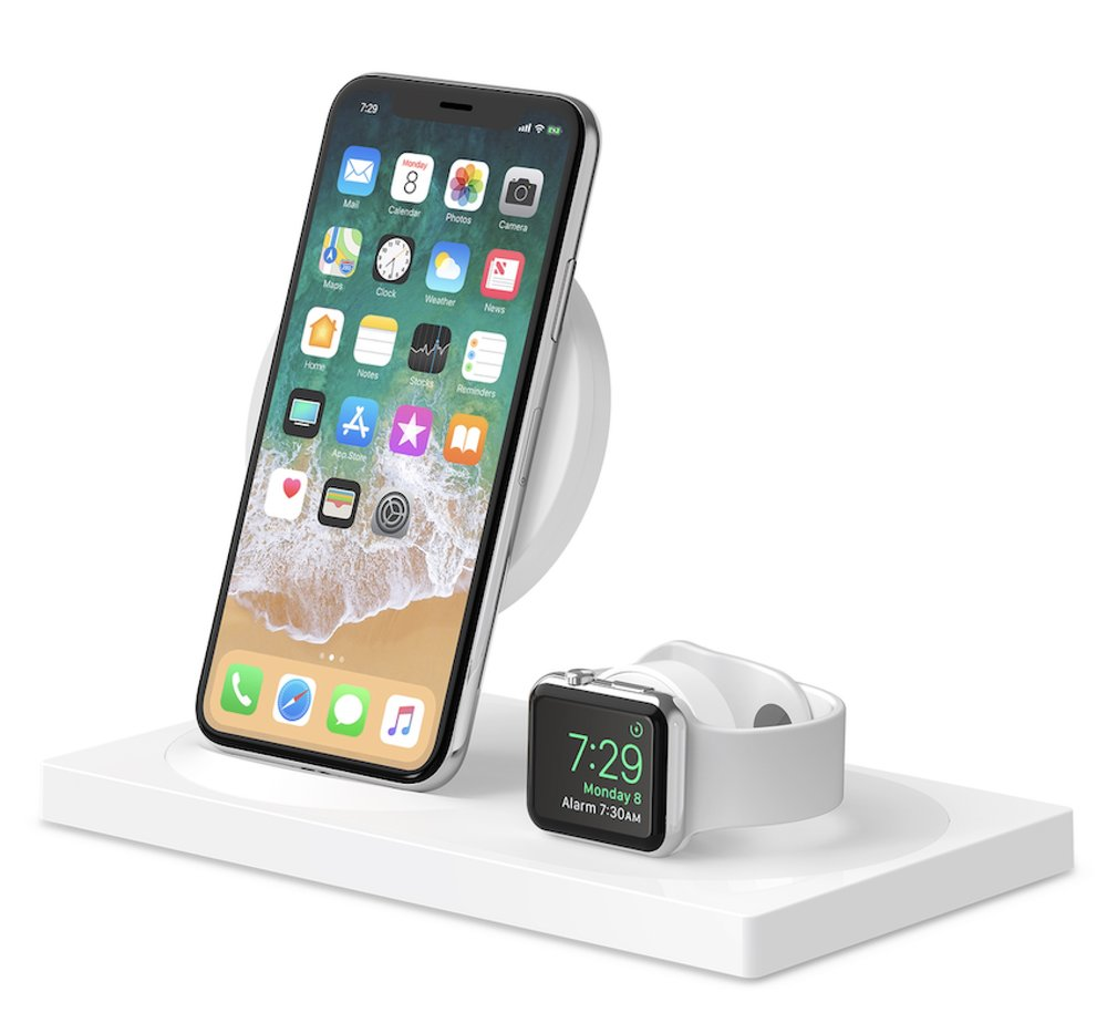 Belkin introduces BOOST↑UP wireless charging dock for new iPhones, Apple Watches