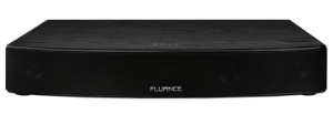 Fluance's AB40 High Performance Soundbase works nicely with an Apple TV