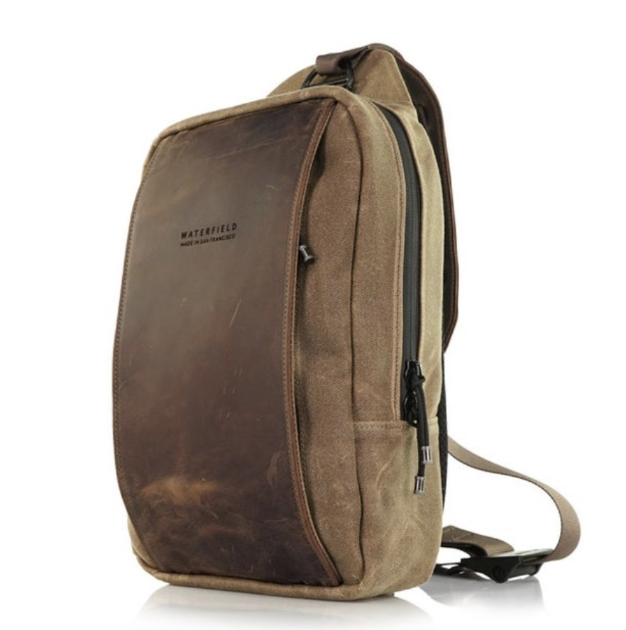 d32d24e9c7b9 WaterField Designs debuts the Sutter Tech Sling bag — Apple World Today