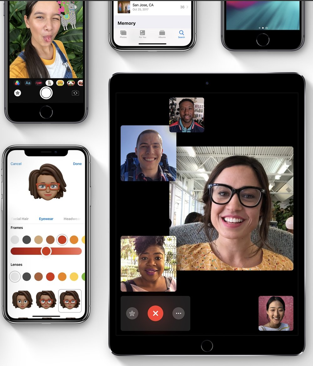 photo image Apple releases iOS 12.1.1, macOS 10.14.2, and tvOS 12.1.1