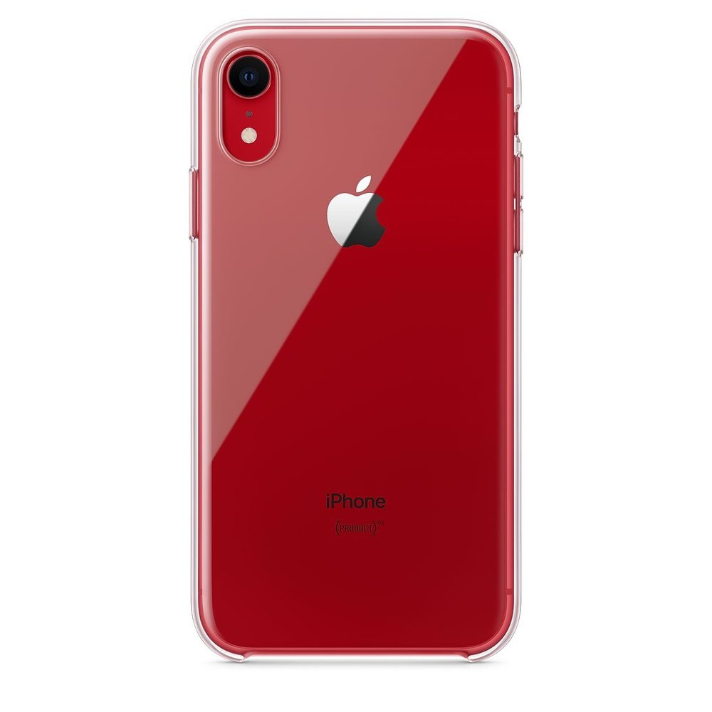 photo image Apple launches the iPhone XR Clear Case