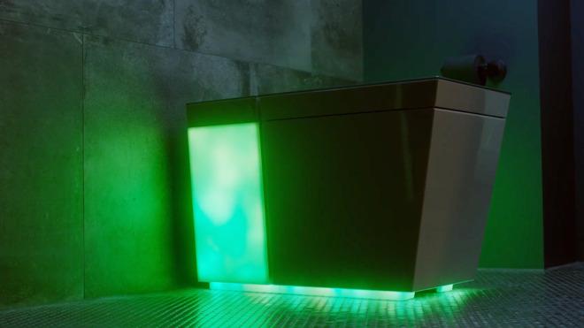 Numi 2.0 Intelligent Toilet. Photo via Kohler.