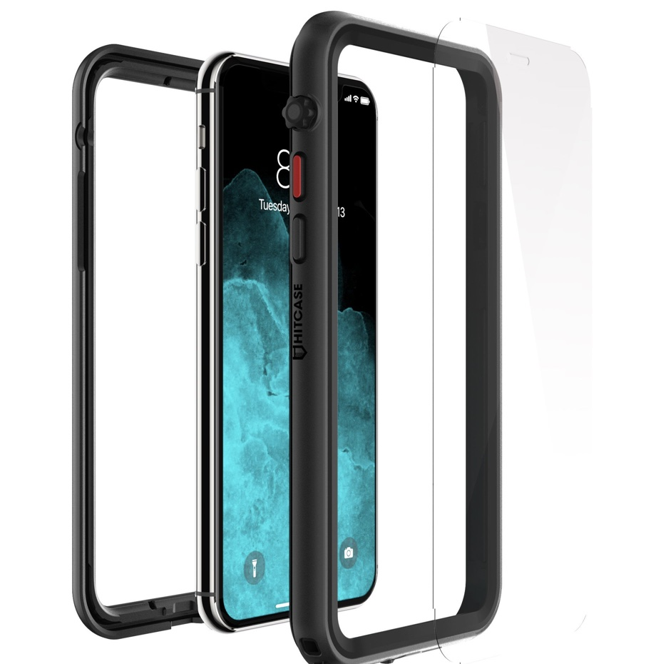 photo image HitCase's SPLASH has just about everything I look for in an iPhone case
