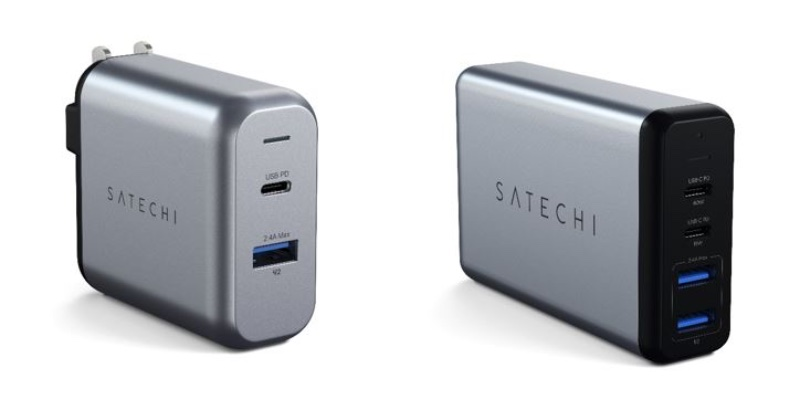 photo of Satechi launches two Type-C PD Travel Chargers image