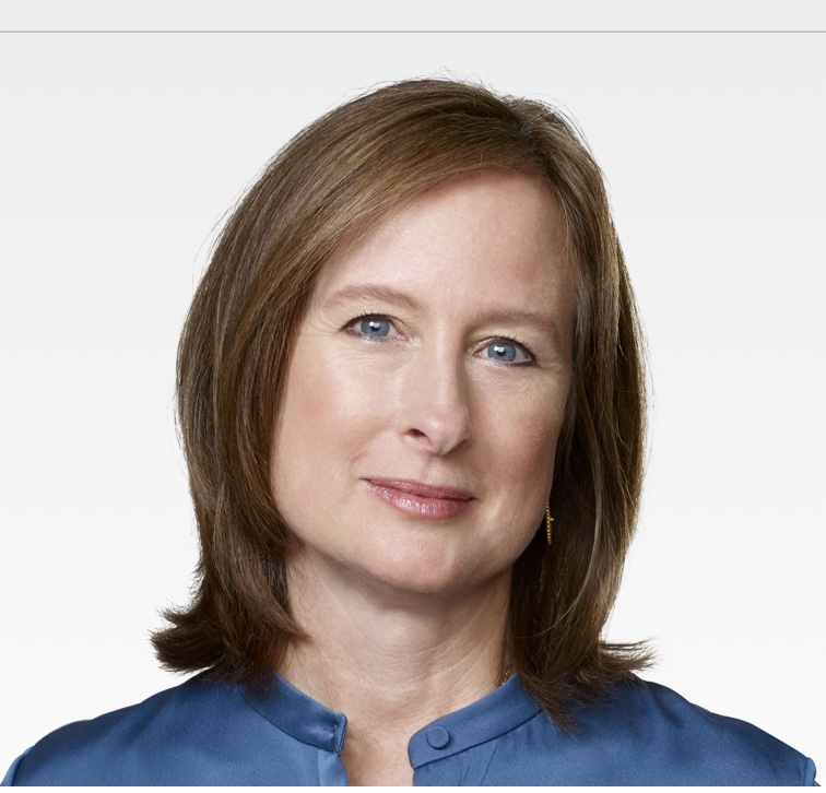 photo of Apple's general counsel Kate Adams earned about $5 million in 2018 image