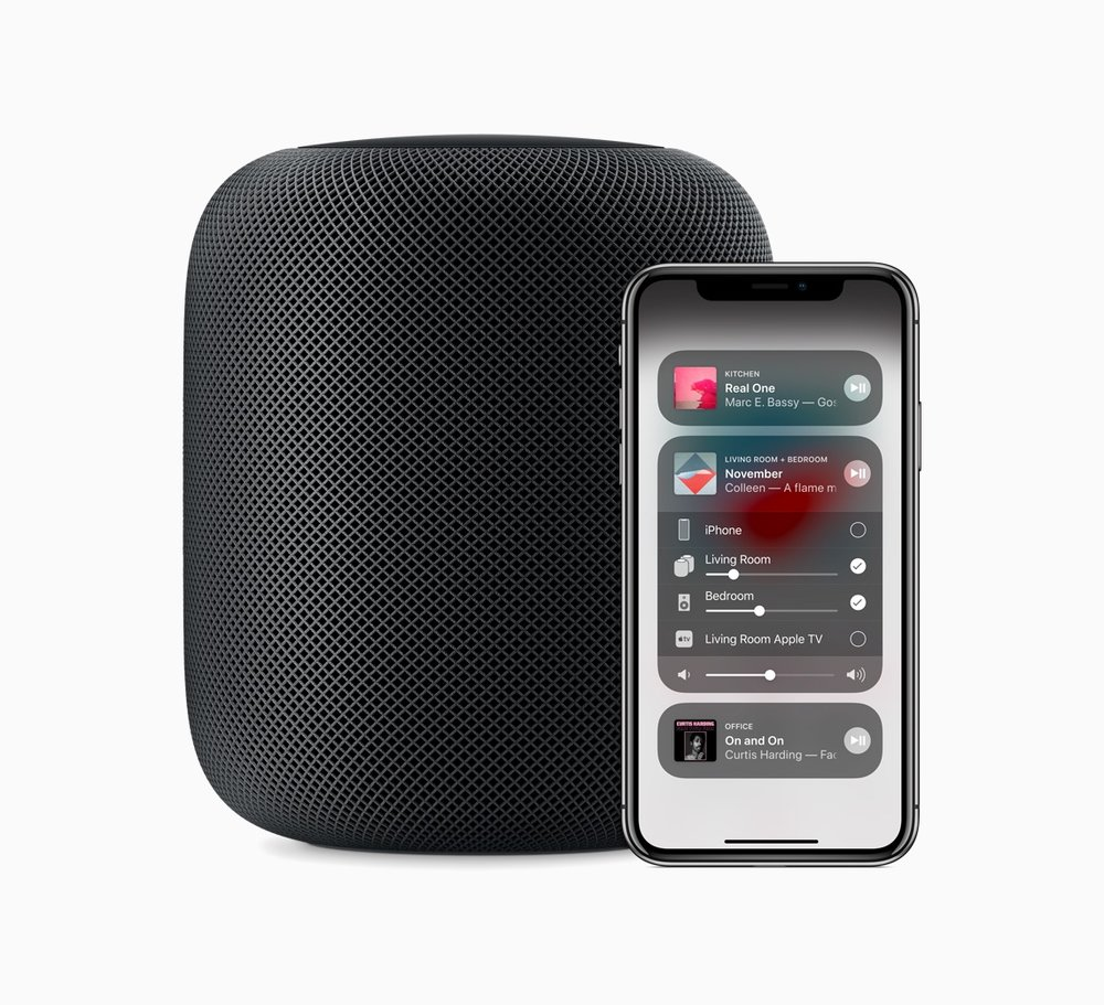 photo of Apple's HomePod will be available in China starting Jan. 18 image
