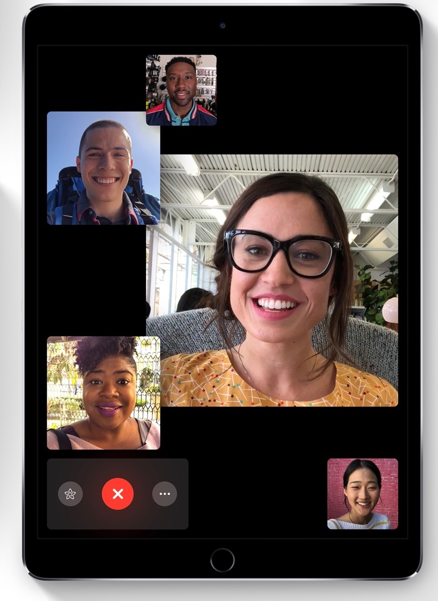 Oops, there's still a Group FaceTime glitch