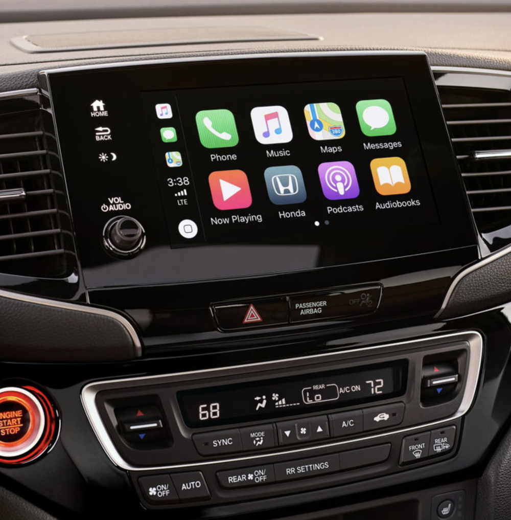 photo of Honda Dream Drive expands upon Apple's CarPlay system image