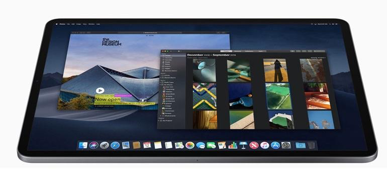 padOS? iPad Pro specific iOS 13? Why not simply give us a macOS tablet?