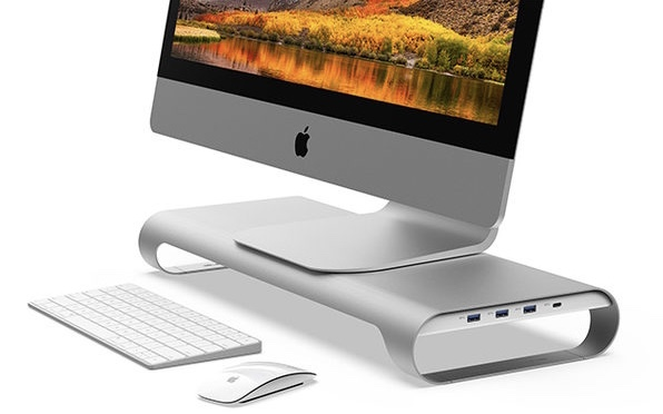 Organize Your Workspace with the ProBase C Aluminum Monitor Stand
