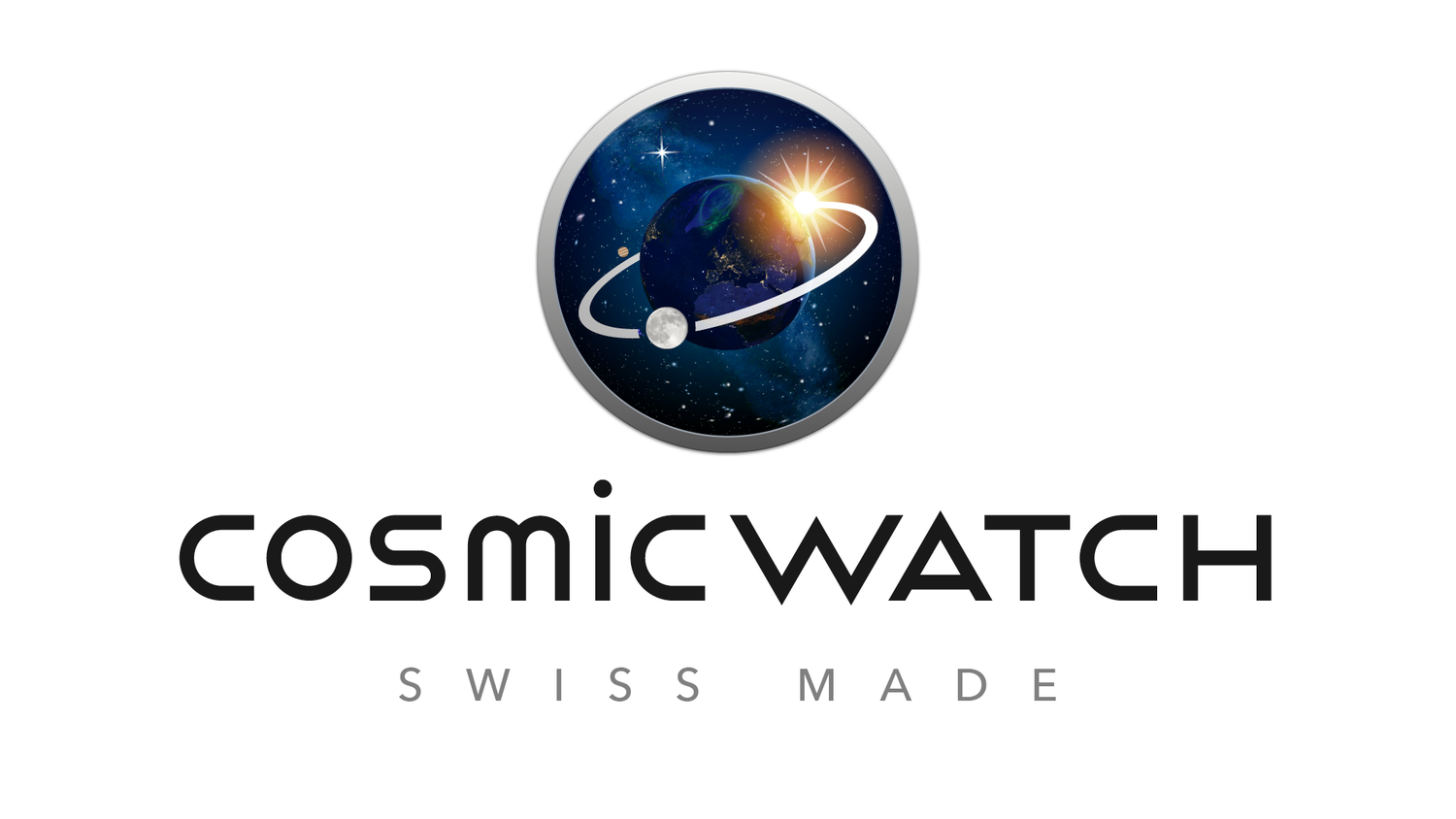 photo of Cosmic Watch Puts The Universe At Your Fingertips image