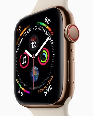 Apple Watch Series 5 to sport OLED screens supplied by Japan Display