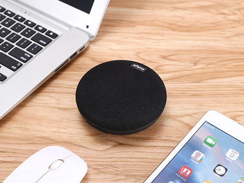 photo of Enjoy Music Everywhere With the ORION Wireless Waterproof Speaker image
