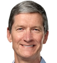 photo of Tim Cook named chairman of advisory board of Tsinghua University of Economics and Management image