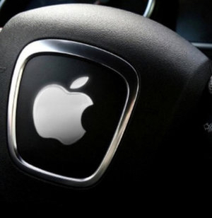 photo of Apple granted patent for 'lighting systems of vehicle seats' image