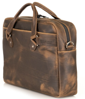 photo of WaterField Designs welcomes new 16-inch MacBook Pro with Executive Leather Briefcase image