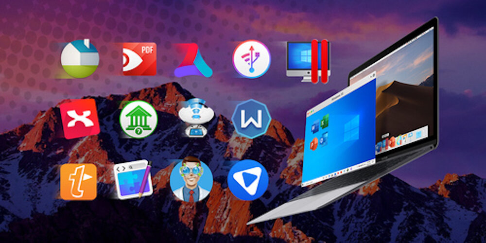 photo of Cyber Monday Mac Bundle: 13 Apps Featuring Parallels Desktop, Just $36 With Coupon Code CMSAVE40 image