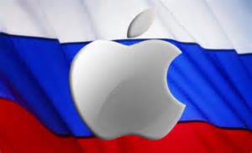 Apple threatens to get out of the Russian market