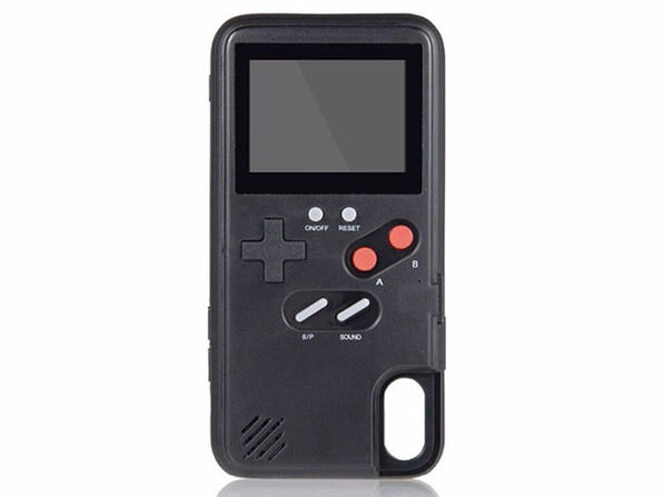 Miss Your GameBoy? Get the CaseBoy™ Gamecase Retro Gaming Case for your iPhone