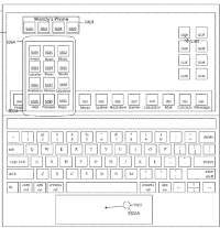 photo of Another Apple patent hints at a touchscreen Mac laptop image