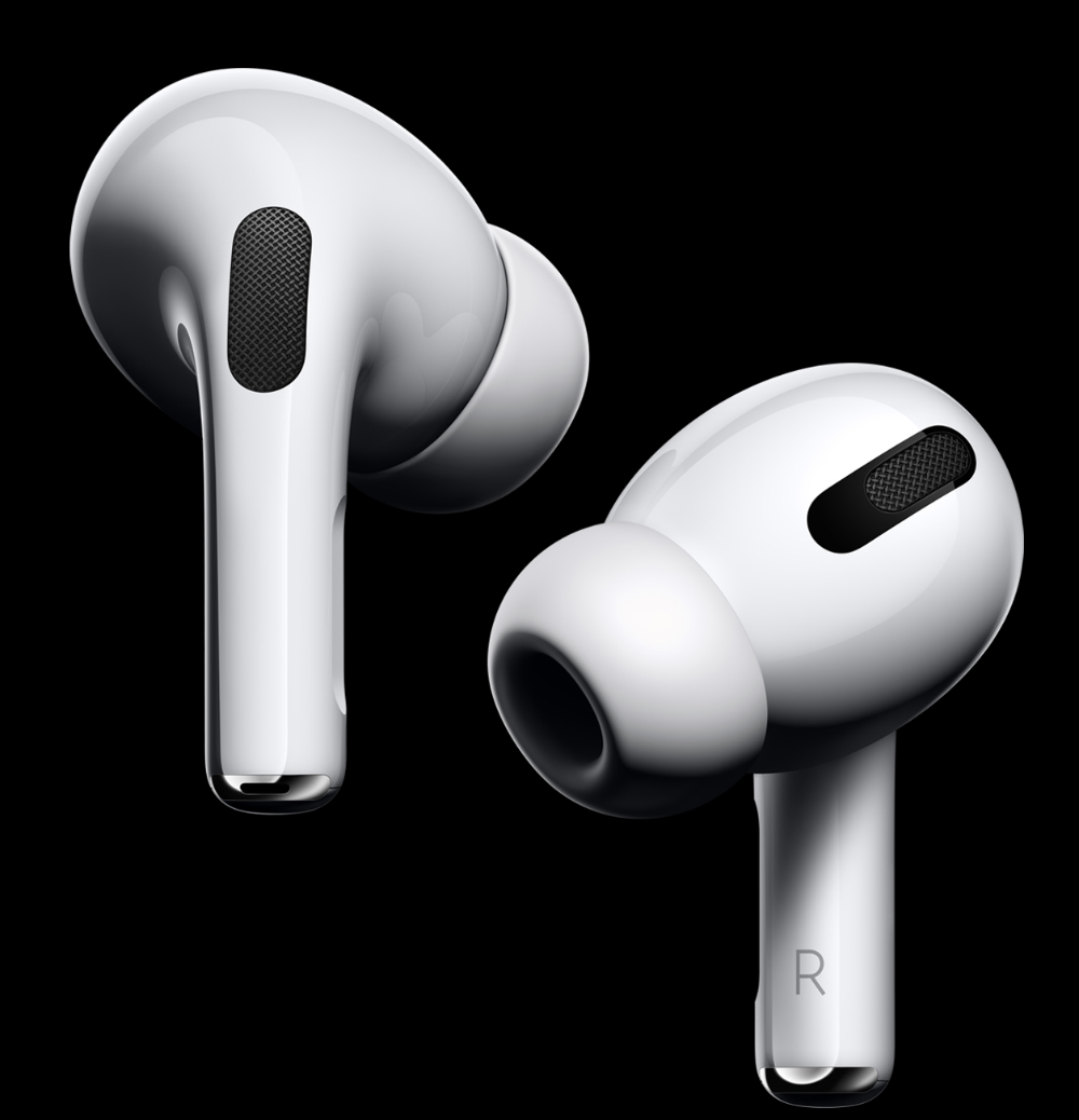 photo of Apple patent filing involves 'earbud stability anchor feature for AirPods, AirPods Pro image