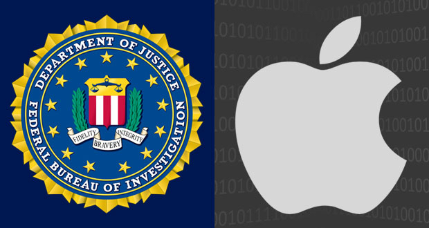 photo of Privacy advocates side with Apple in battle with the FBI image