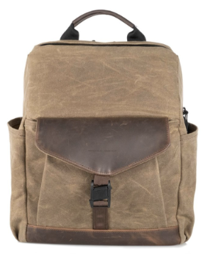 The Mezzo Laptop Backpack is all I need to take my 16-inch MacBook Pro, iPad, accessories on the road
