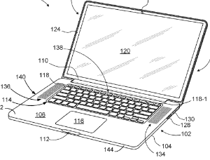 photo of Future Mac keyboards may have built-in microphones image
