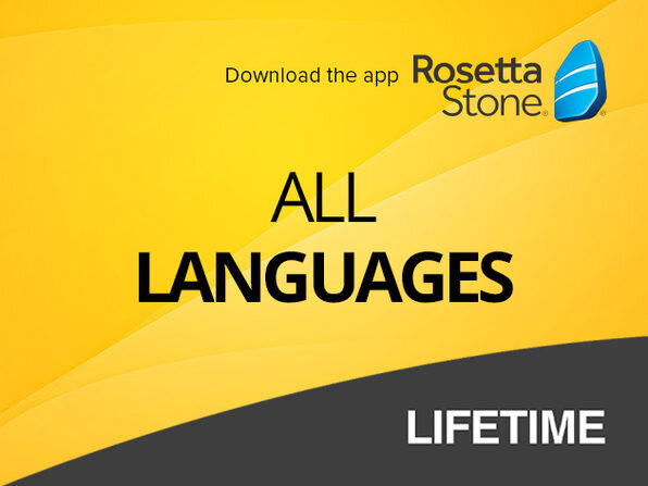 photo of The Social Distancing Lifetime Subscription Bundle Featuring Rosetta Stone image