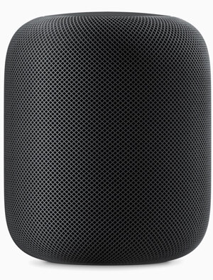 photo of Apple patent filing involves self-equalizing features for a multi-HomePod system image