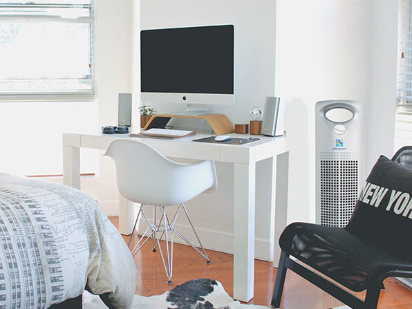 photo of Allergies Got You Down? You'll Breathe Easy with the Allergy Pro 200 Air Purifier image