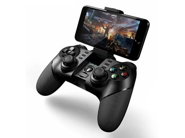 photo of Make iPhone Games More Fun with the Dragon X5 Bluetooth Gaming Controller image