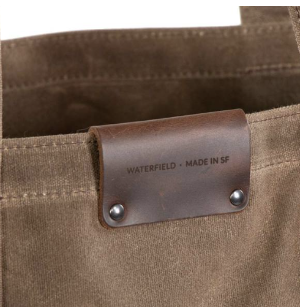 photo of WaterField's Outbound Tote is a durable, handsome (and pricey) carry-all image