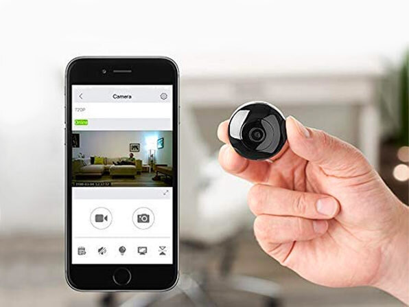 photo of Keep an eye on everything with the TOKK CAM C2 discreet day/night vision camera image