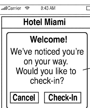 photo of Apple may be planning a Hotel app for the iPhone image